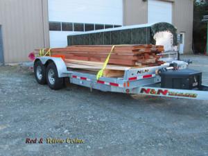 More cedar