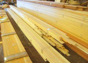 Yellow Cedar 3-16